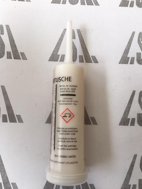 additif pour extincteur minimax