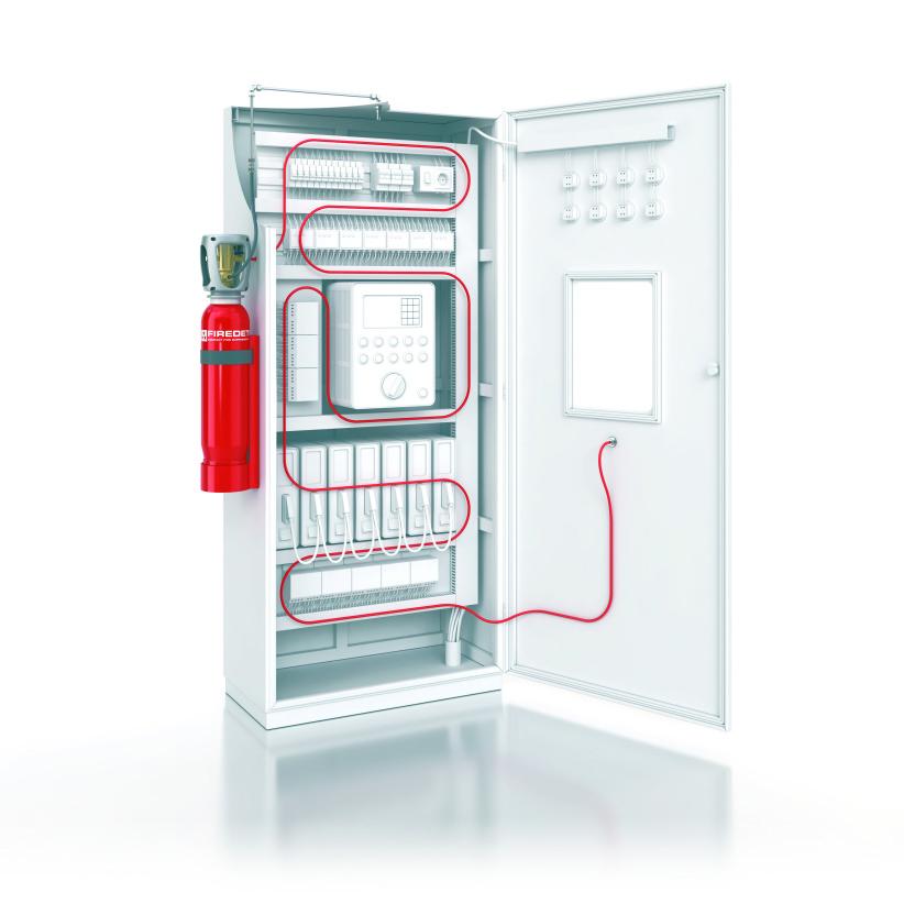 protection armoire électrique